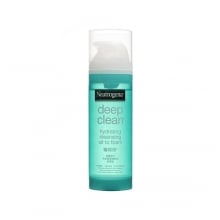 深層淨化洗卸輕透潔顏油─保濕型-露得清 Neutrogena