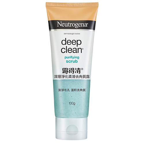 Deep Clean Purifying Scrub