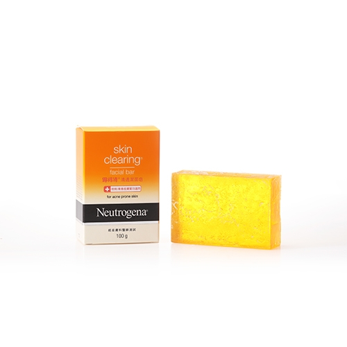清透潔面皂-露得清 Neutrogena